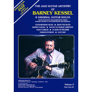 The Jazz Guitar Artistry of Barney Kessel, Vol. 2