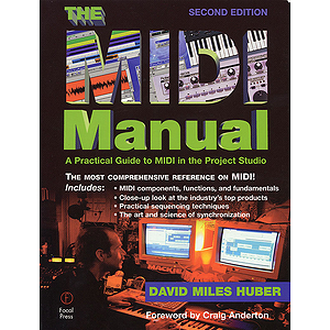 The MIDI Manual - 2nd Edition