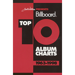 Billboard Top 10 Album Charts - 1963-1998