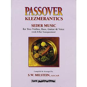 Passover Klezmerantics