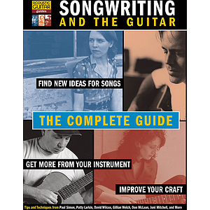 Songwriting and the Guitar