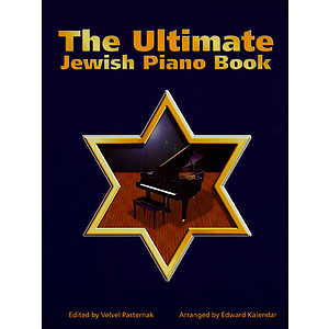 The Ultimate Jewish Piano Book