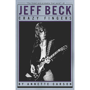 Jeff Beck - Crazy Fingers