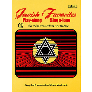 Jewish Favorites Play-Along/Sing A-Long