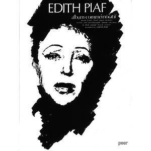 Edith Piaf Album Commemor