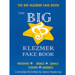 The Big Klezmer Fake Book