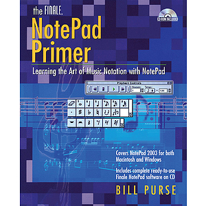 The Finale NotePad Primer