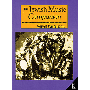 The Jewish Music Companion (Book with CD)