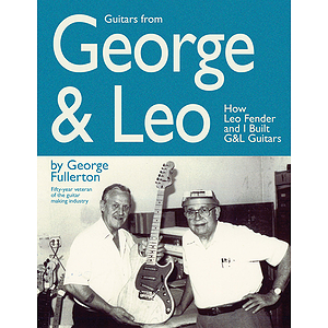 Guitars from George & Leo
