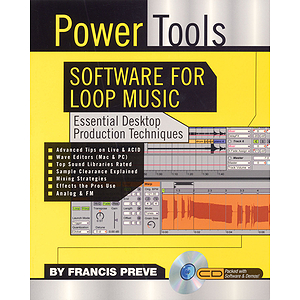 Power Tools Software for Loop Music