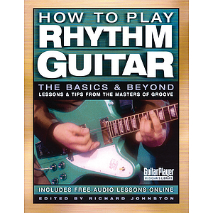 How to Play Rhythm Guitar