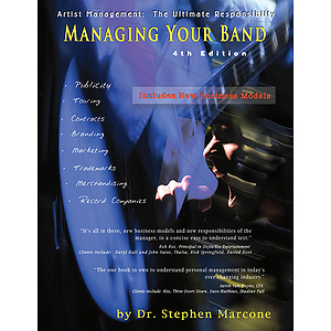 Managing Your Band - 4th Edition