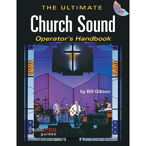 The Ultimate Church Sound Operator's Handbook (DVD)