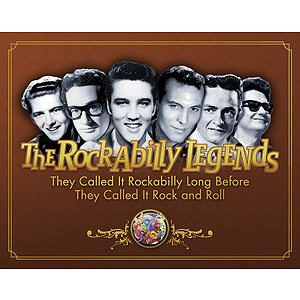 The Rockabilly Legends