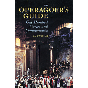 The Operagoer's Guide