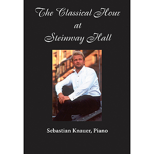 Sebastian Knauer, Piano (DVD)
