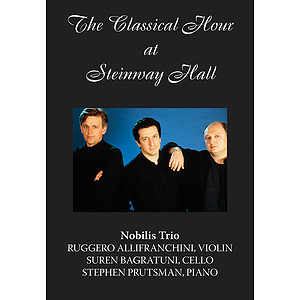 The Nobilis Trio (DVD)