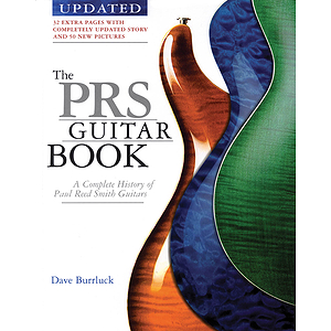 The PRS Guitar Book - 3rd Edition