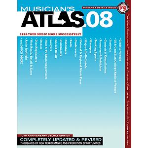 Musician's Atlas 2008