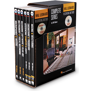 Hal Leonard Recording Method - Complete Series