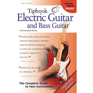 Tipbook Electric Guitar & Bass Guitar