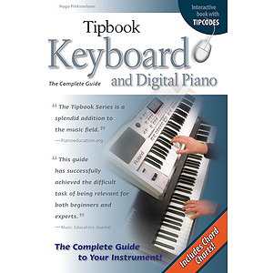 Tipbook Keyboard & Digital Piano