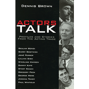 Actors Talk