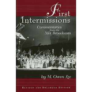 First Intermissions