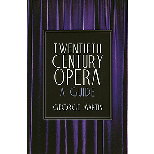Twentieth Century Opera