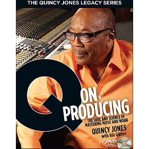 The Quincy Jones Legacy Series: Q on Producing (DVD)