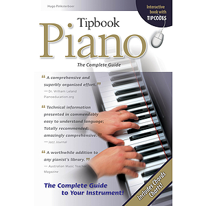 Tipbook Piano