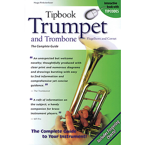 Tipbook Trumpet and Trombone, Flugelhorn and Cornet