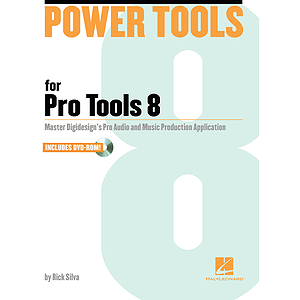 Power Tools for Pro Tools 8