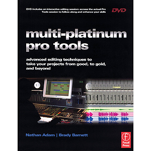 Multi-Platinum Pro Tools (DVD)