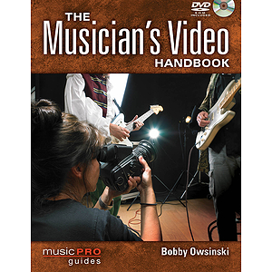 The Musician's Video Handbook (DVD)