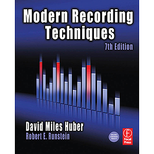 Modern Recording Techniques, 7th Edition