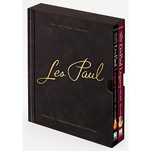 Les Paul Legacy Complete Commemorative Edition