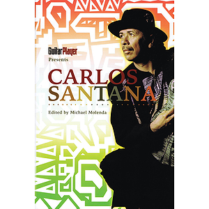 Guitar Player Presents: Carlos Santana