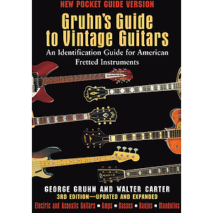 Gruhn's Guide to Vintage Guitars