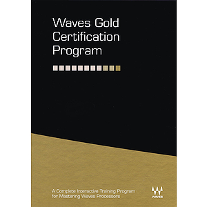 Waves Gold Certification Program (DVD)