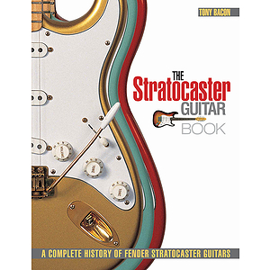 The Stratocaster Guitar Book
