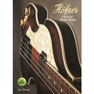 Höfner Violin Beatle Bass - 2011 Edition
