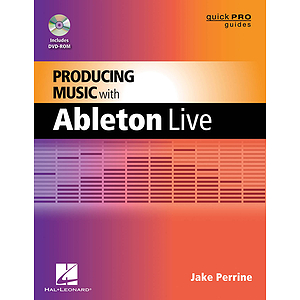 Producing Music with Ableton Live (DVD)