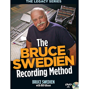 The Bruce Swedien Recording Method (DVD)