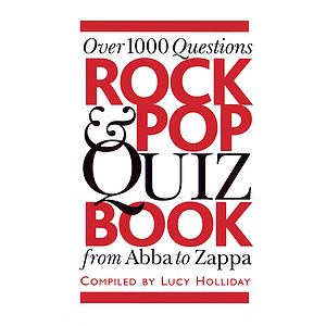 Rock & Pop Quiz Book