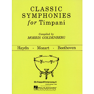Classic Symphonies For Timpani