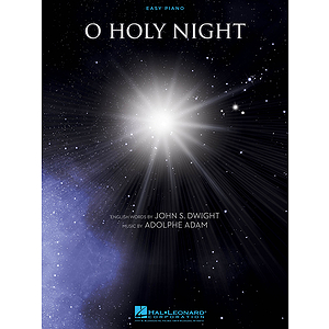 O Holy Night - Easy Piano