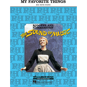 My Favorite Things (From 'The Sound Of Music')