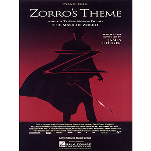 Zorro's Theme (from The Mask of Zorro)