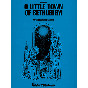 O Little Town of Bethlehem - Piano Solo